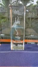 Trophy Crystal 25