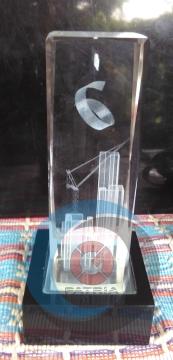 Trophy Crystal 18